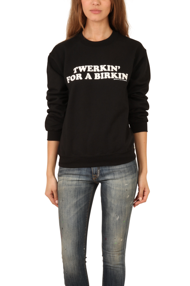 Twerkin Berkin Sweatshirt