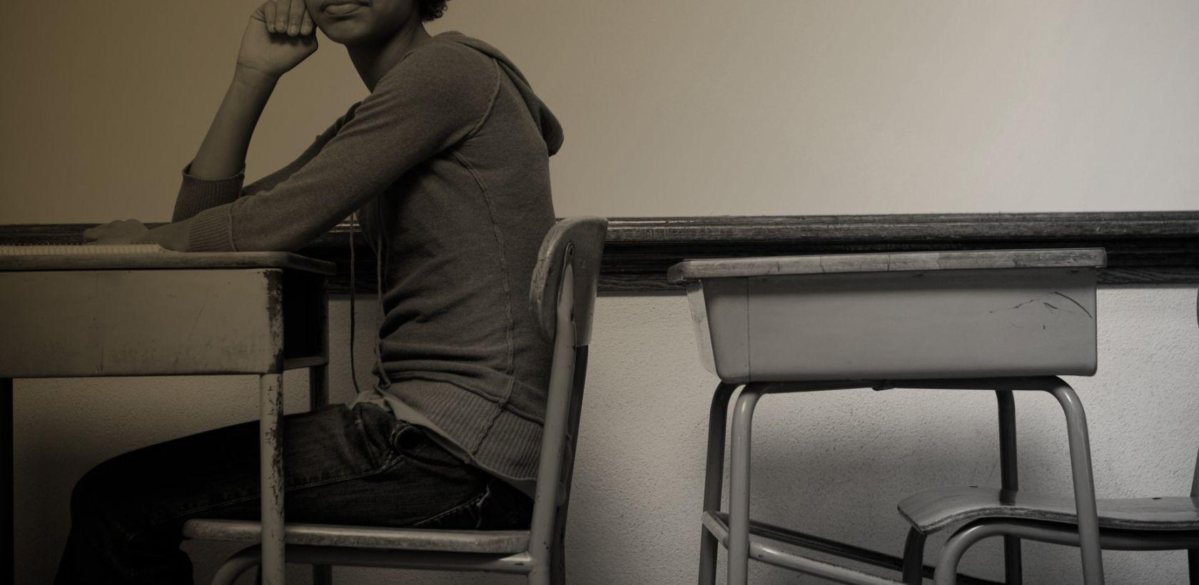 Black Girl Classroom