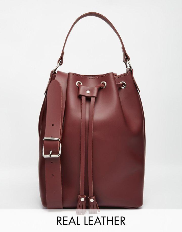 Duffle Bucket Bag