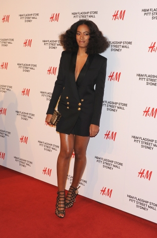 H&M Sydney Flagship Store VIP Party