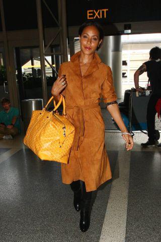 Celebrity Sightings In Los Angeles - October 25, 2015