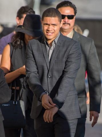 Celebrity Sightings In Los Angeles - October 28, 2015