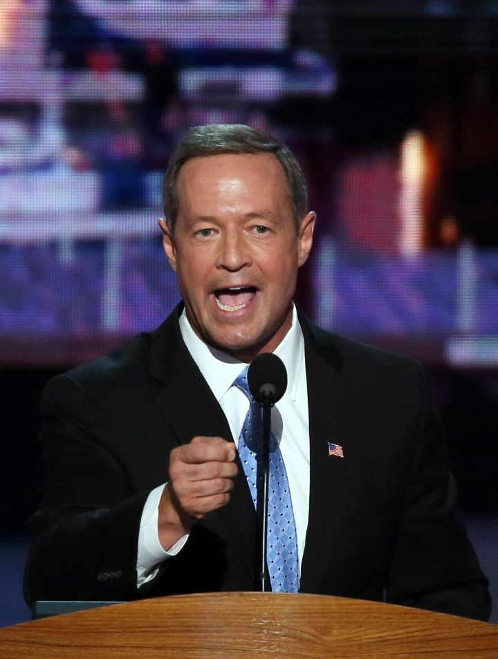 Presdiental Candidate Martin O'Malley