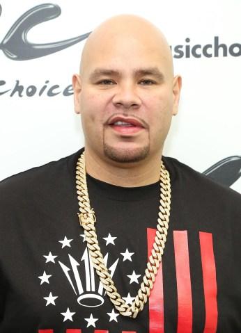 Fat Joe Visits Music Choice's 'U&A'