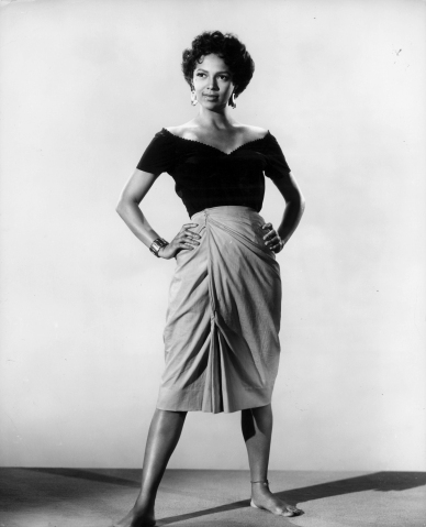 Dorothy Dandridge In 'Carmen Jones'