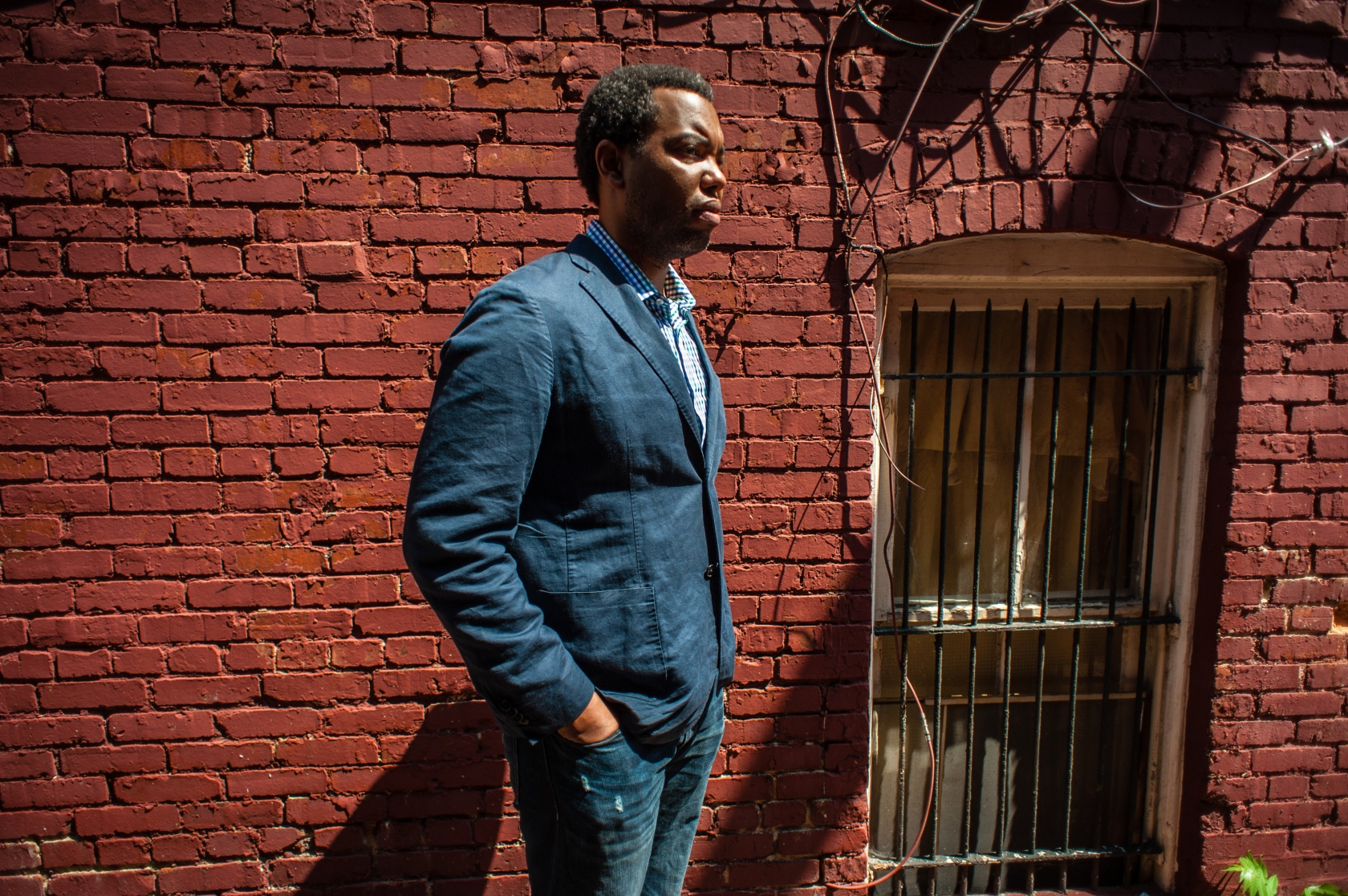 Ta-Nehisi Coates, National Correspondent for The Atlantic Magazine, wrote the cover piece about reparations in this month's issue...