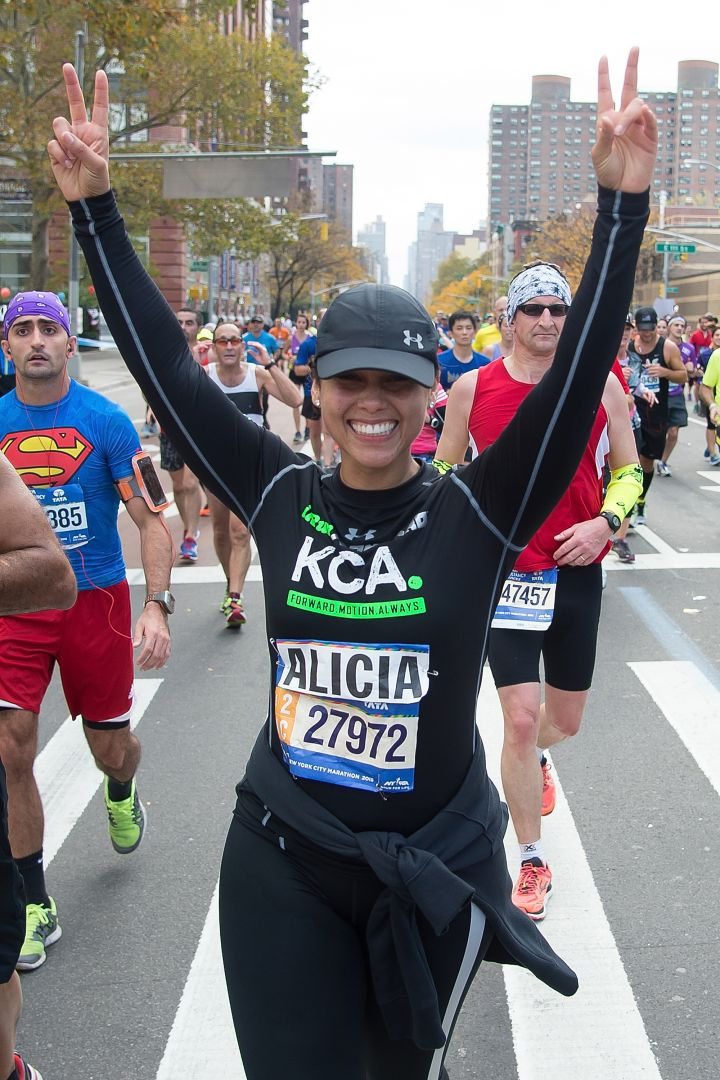 Black Girls Run The NYC Marathon