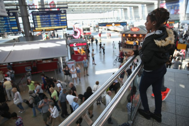 Migrants Arrive Daily In Southern Germany