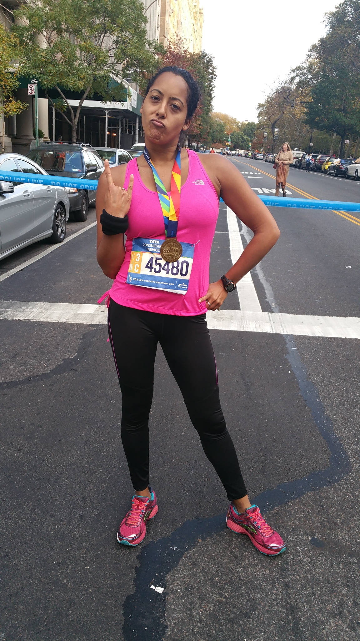 Martine Fontaine Marathon
