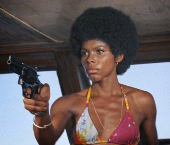 Gloria Hendry - Black Bond Girls