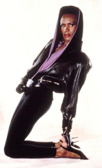 Grace Jones In 'A View To Kill'