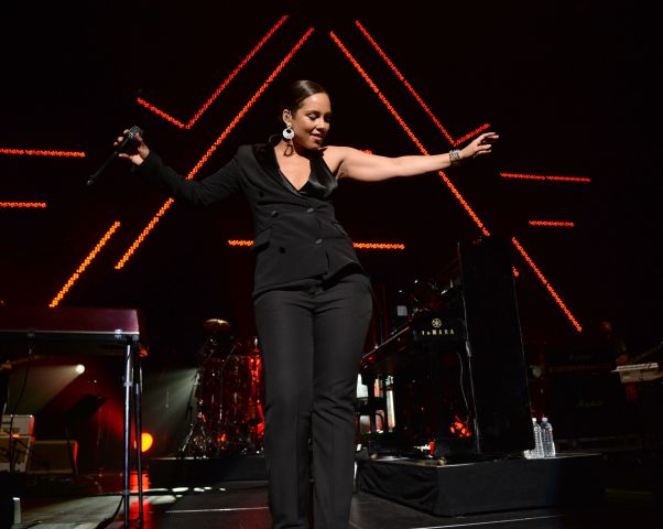 Keep A Child Alive's 12th Annual Black Ball - Inside