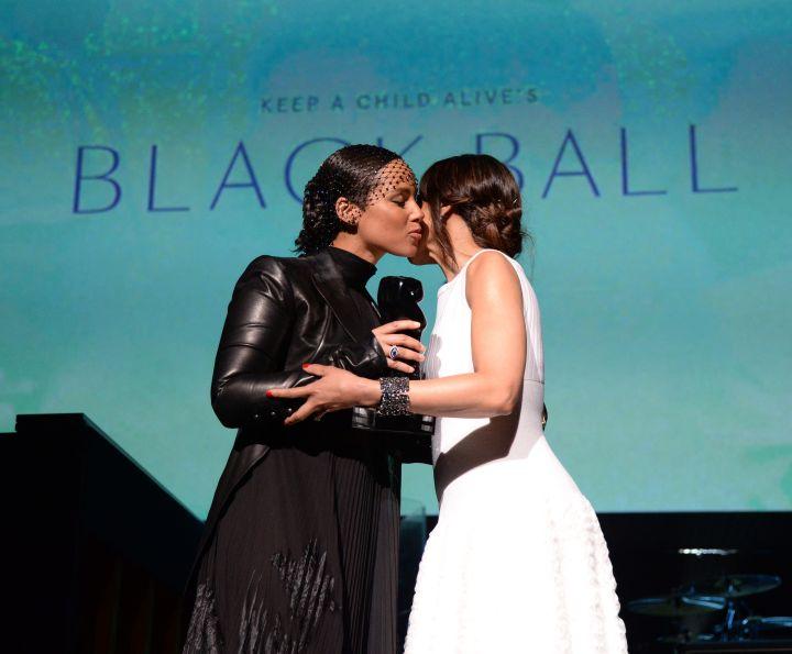 Alicia Keys & Dr. Precious Moloi-Motsepe