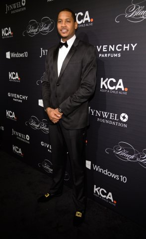 Keep A Child Alive's 12th Annual Black Ball - Red Carpet