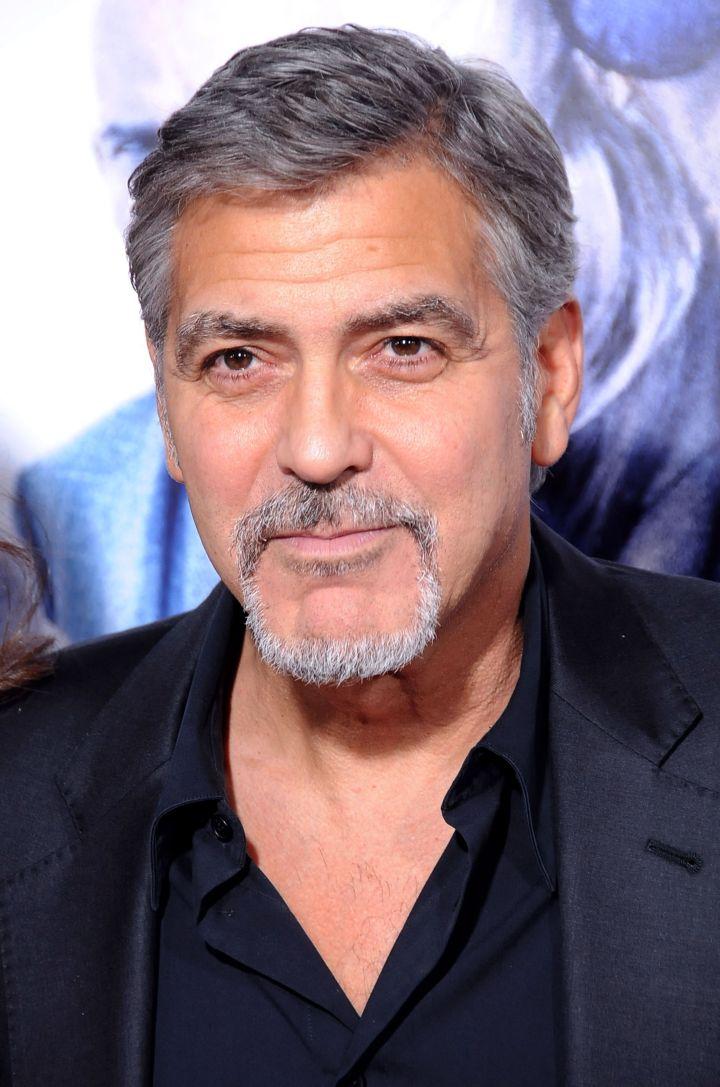 George Clooney, 54
