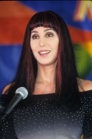 Cher Sings National Anthem At The Super Bowl