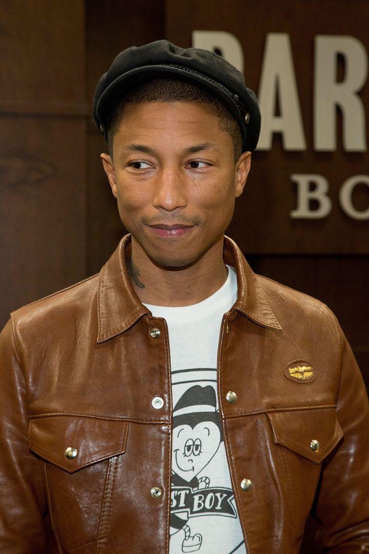Pharrell, 42