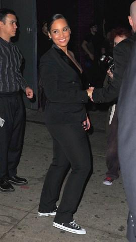 Celebrity Sightings In New York City - November 05, 2015