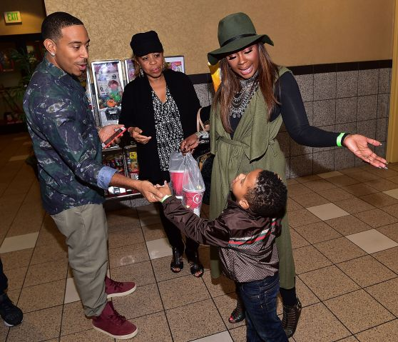 20th Century Fox THE PEANUTS MOVIE VIP & Red Carpet Screening With The Ludacris Foundation & The Ryan Cameron Foundation At Regal Atlantic Station