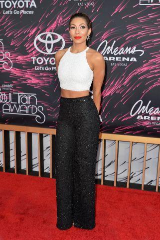2015 Soul Train Music Awards - Arrivals