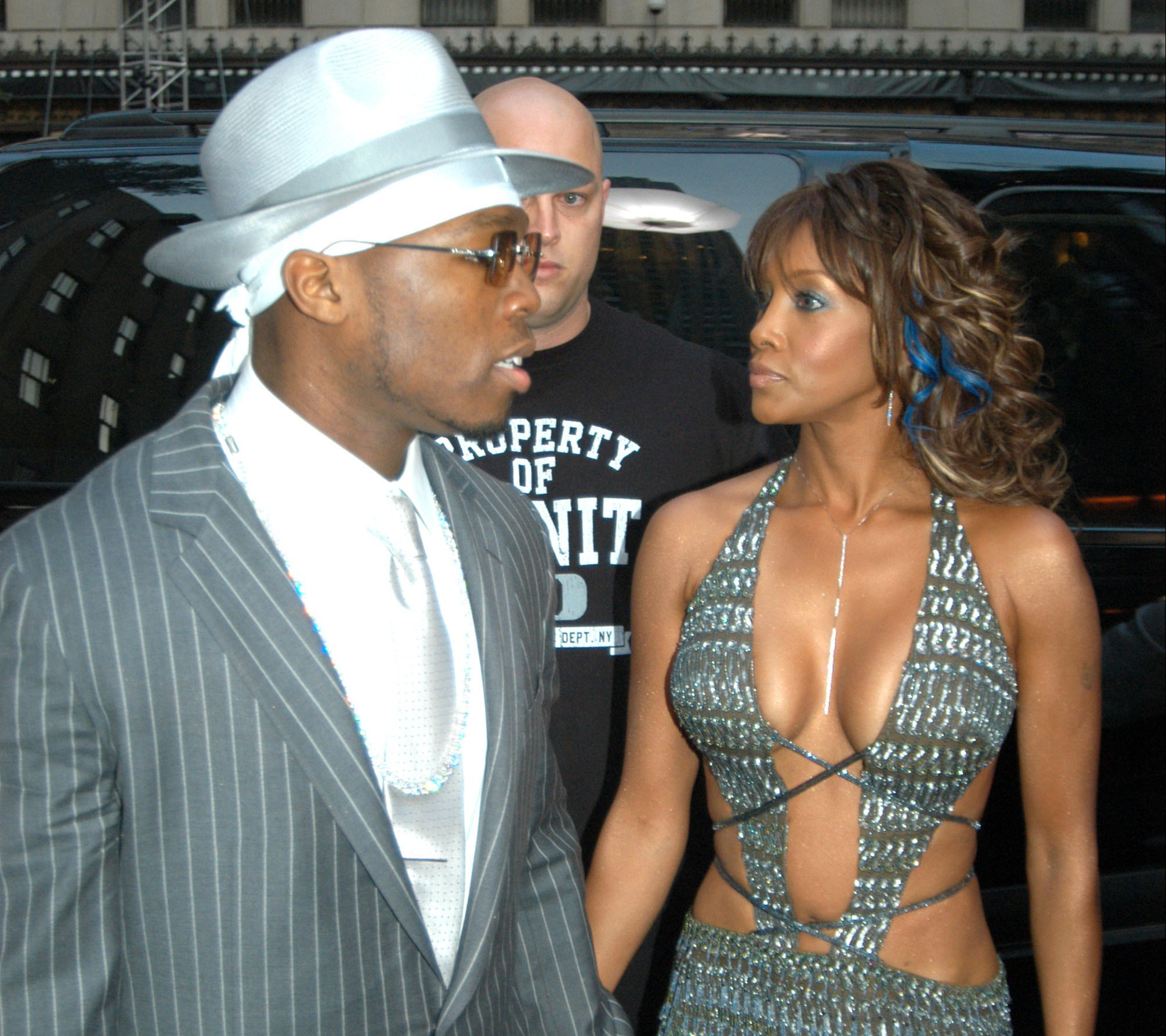 2003 MTV Video Music Awards - Arrivals