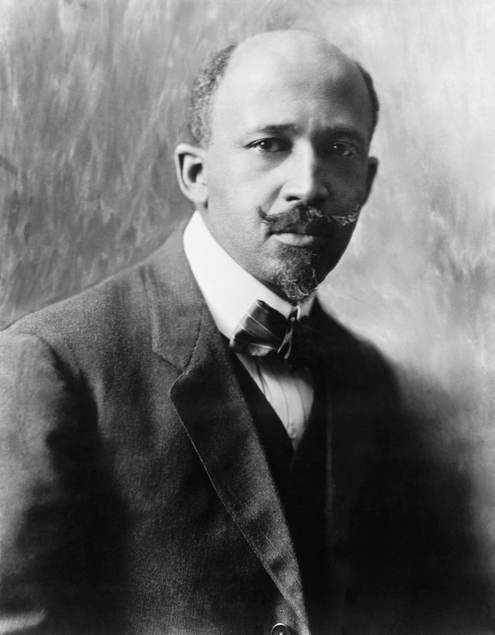 Portrait of W.E.B. DuBois