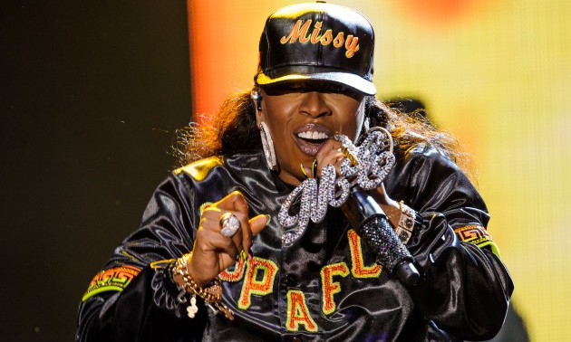 Top Black Pop Culture Moments of 2015: Missy Elliot's Super Bowl Halftime Performance