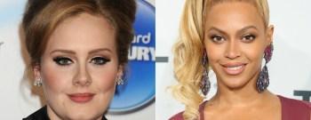 Adele & Beyonce