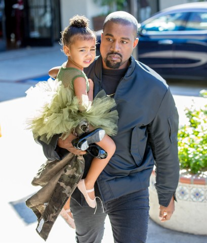 Celebrity Sightings In Los Angeles - November 11, 2015