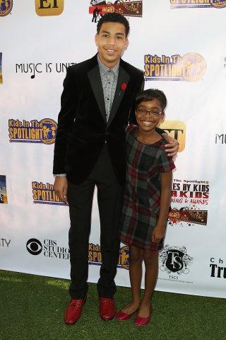 Kids In The Spotlight Film Awards - Arrivals