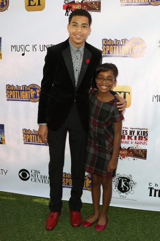 Kids In The Spotlight Film Awards - Arrivals