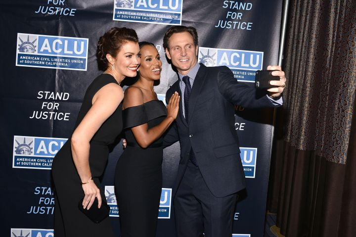 ACLU SoCal Hosts 2015 Bill Of Rights Dinner - Arrivals