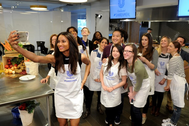 Grammy Award-winning Singer, Songwriter And Actress, Ciara Partners With Unilever And Feeding America To Help 'Share A Meal' This Holiday Season To End Child Hunger
