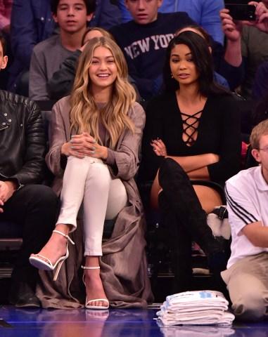 Celebrity Sightings In New York City - November 08, 2015