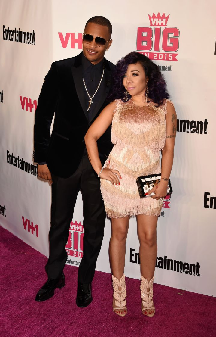 Red Carpet Fab From T.I. And Tiny