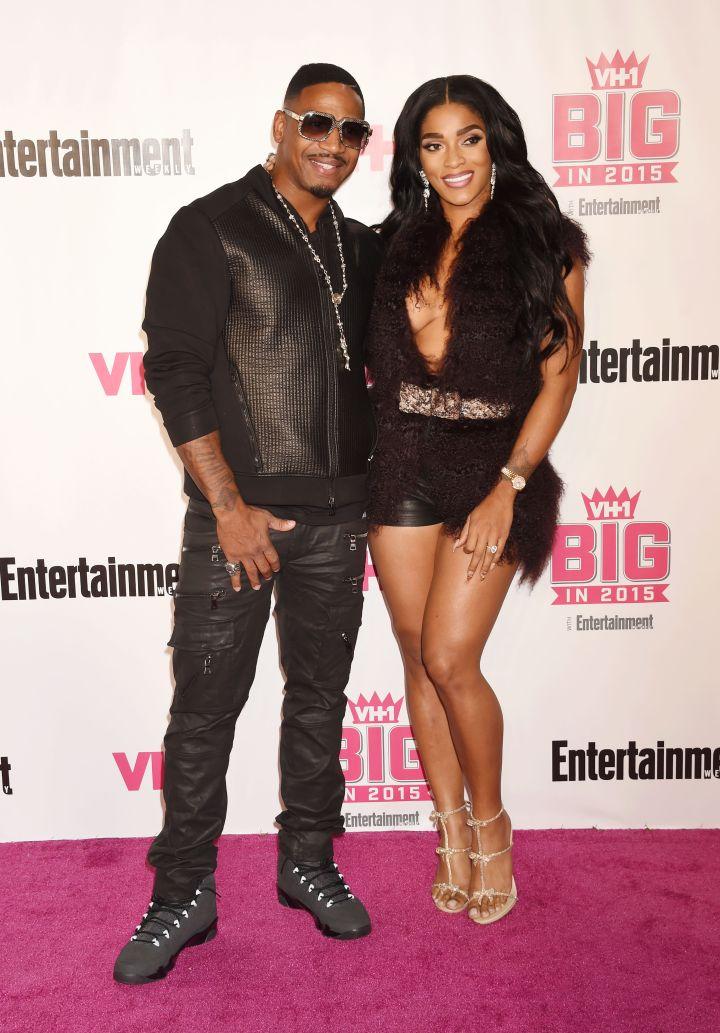 Stevie J & Joseline Hernandez