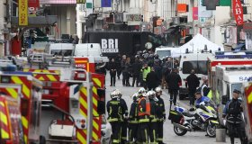 Shooting Breaks Out During Anti-Terror Operation in Saint-Denis