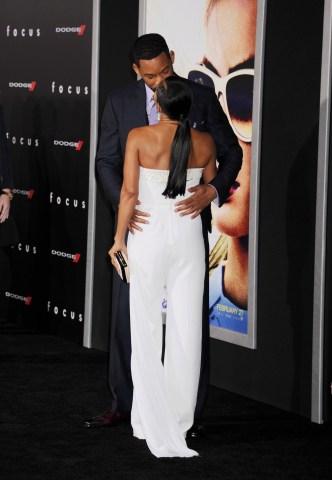 Los Angeles World Premiere Of Warner Bros. Pictures 'Focus'
