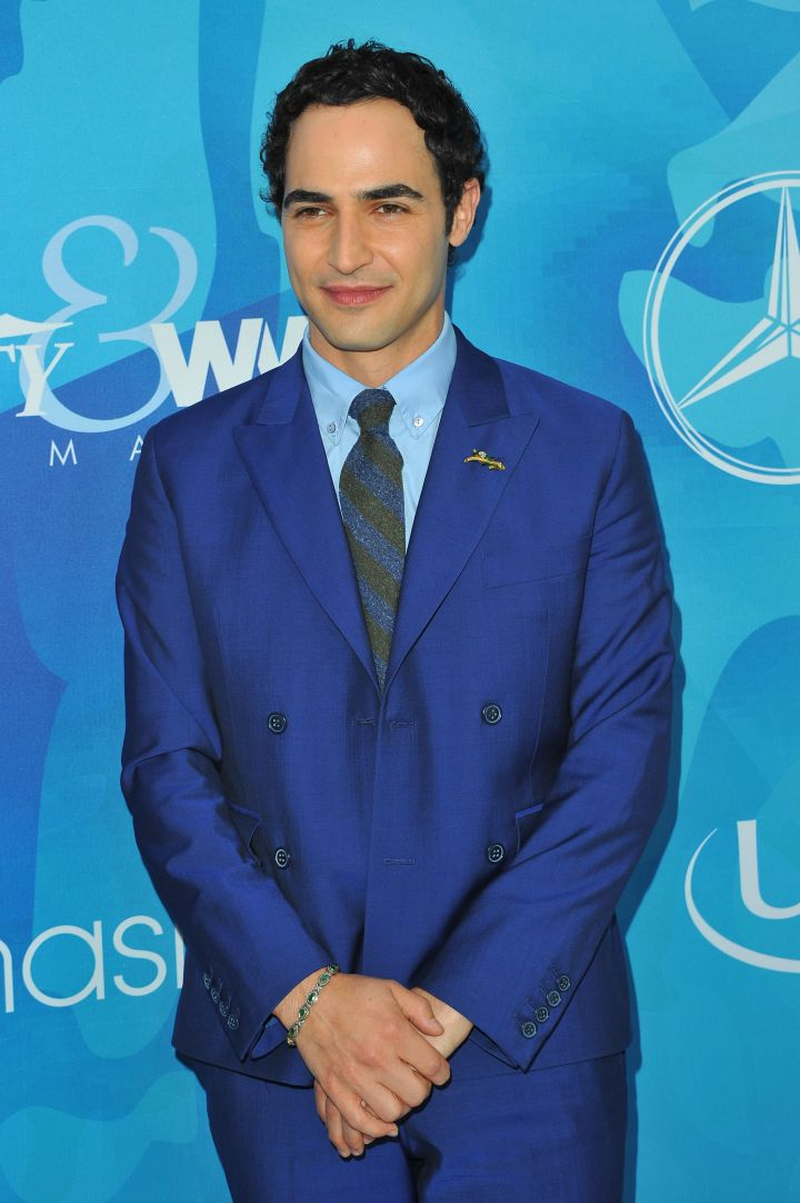 Zac Posen attends the first annual Variety & WWD StyleMakers luncheon presented by Smashbox Cosmetics