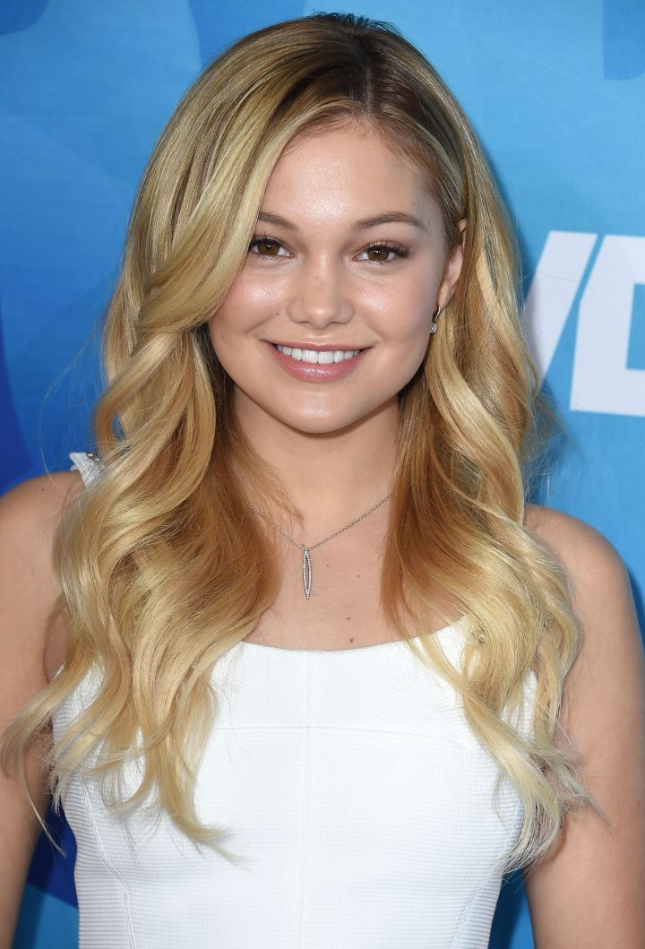 Olivia Holt attends the first annual Variety & WWD StyleMakers luncheon presented by Smashbox Cosmetics