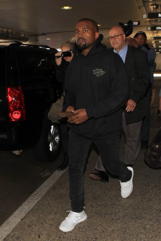 Celebrity Sightings In Los Angeles - November 14, 2015