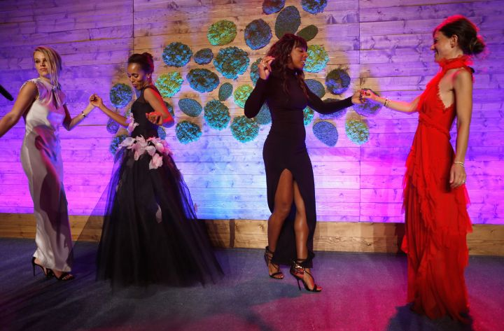 2015 Baby2Baby Gala Presented By MarulaOil & Kayne Capital Advisors Foundation Honoring Kerry Washington - Dinner