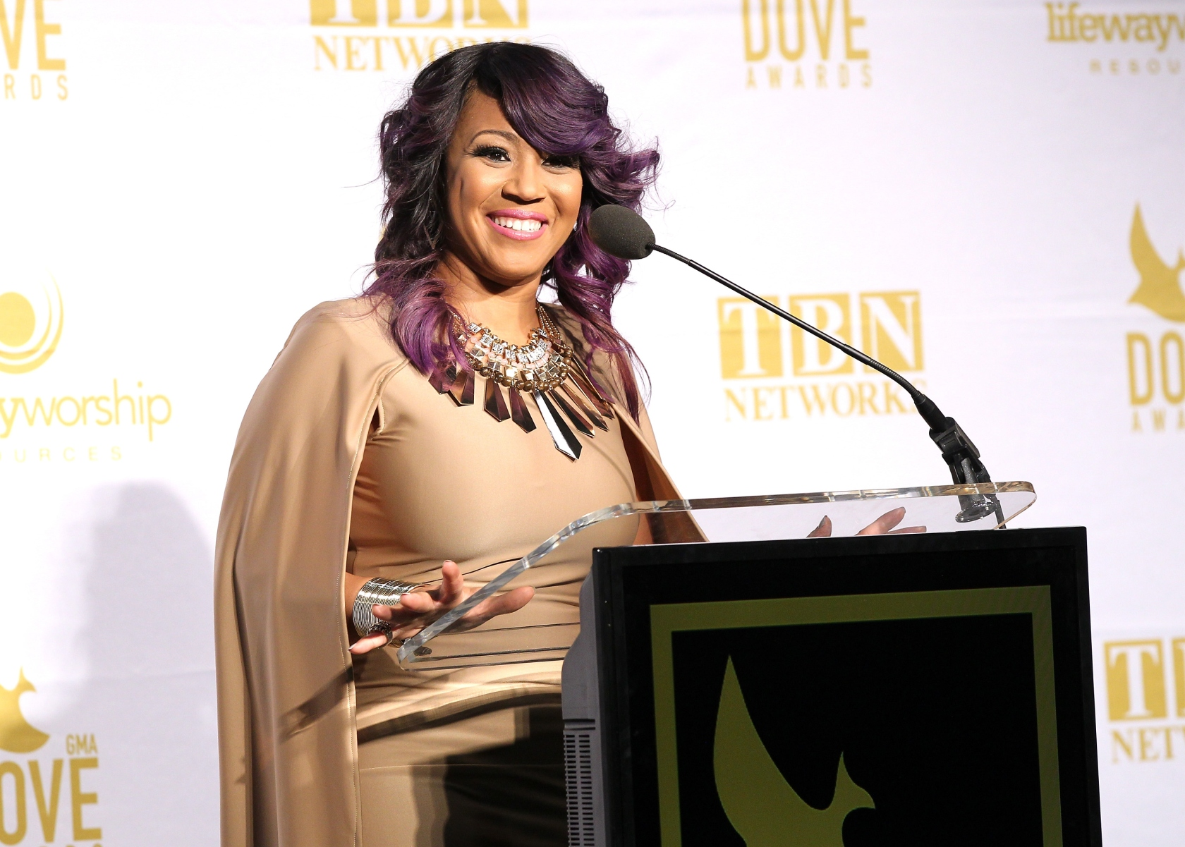 46th Annual GMA Dove Awards - Press Room