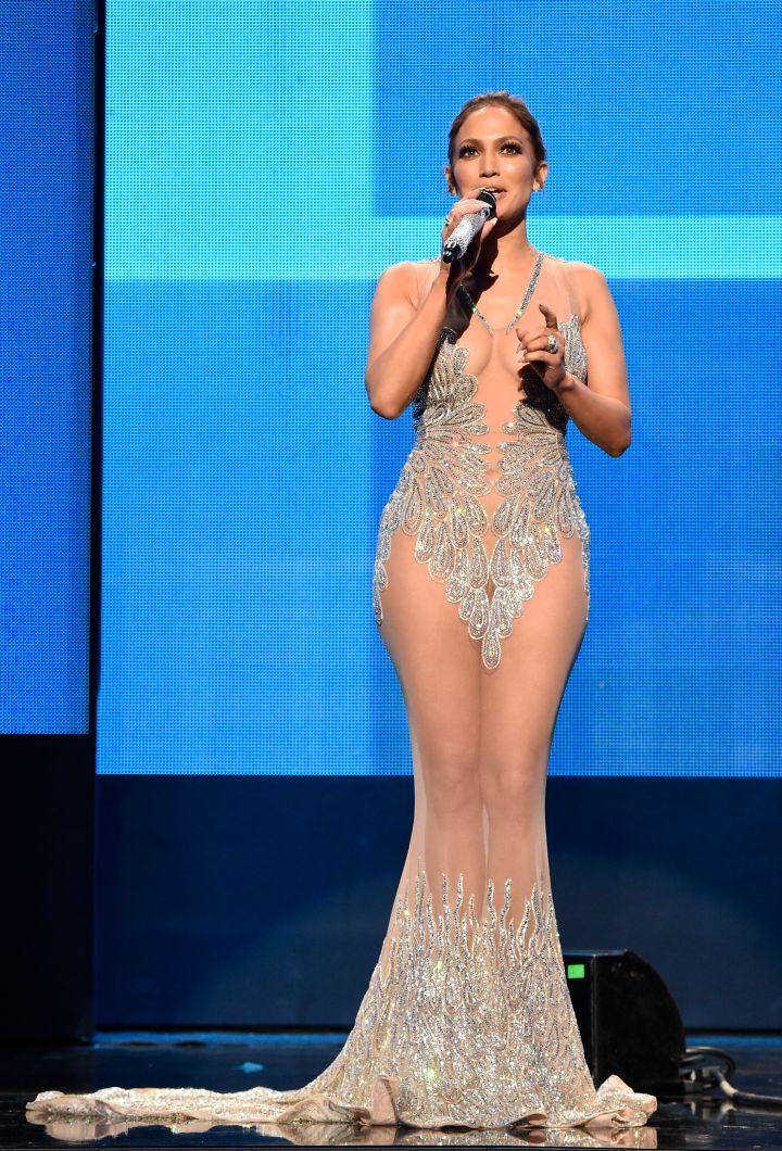 Jennifer Lopez Hosts The AMAs