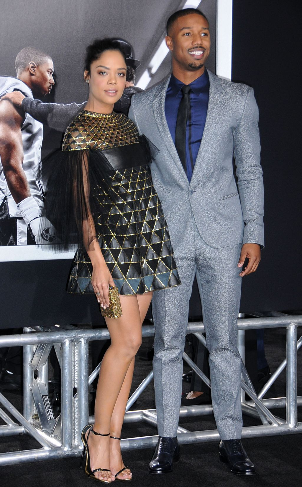 Premiere Of Warner Bros. Pictures' 'Creed' - Arrivals