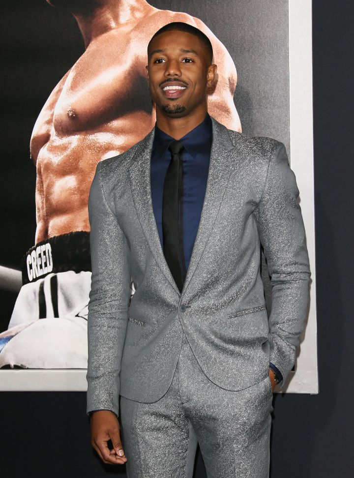 Top Black Pop Culture Moments of 2015: Michael B Jordan's Abs in 'Creed'