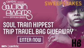 Soul Train Hippest Trip Travel Bag Giveaway