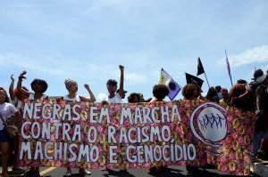 BRAZIL-BLACK-WOMEN-MARCH