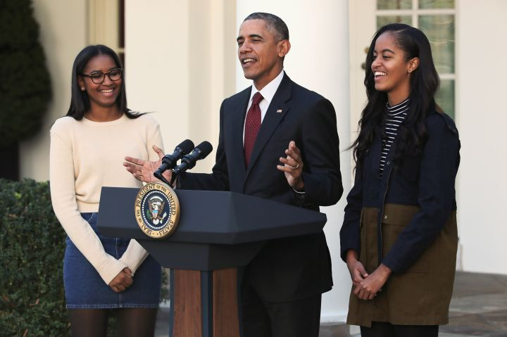 The Obama Girls Are Everything