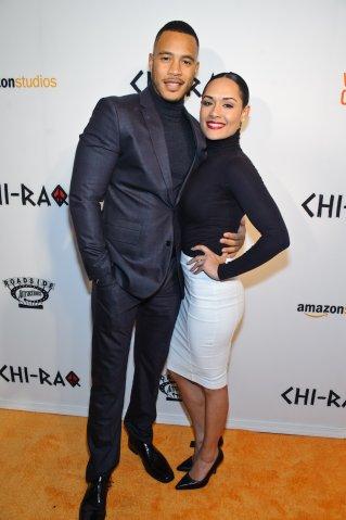 'CHI-RAQ' Chicago Premiere